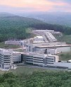 If New Hampshire's proposal is selected, UNH and Xemed will collaborate with researchers at the DOE's Spallation Neutron Source (pictured) and Thomas Jefferson National Accelerator Laboratory on next-generation 3He polarization systems